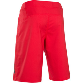 ION Traze Short de cyclisme Homme, rageous red